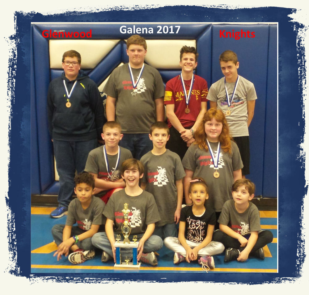 Galena Chess Tournament Results