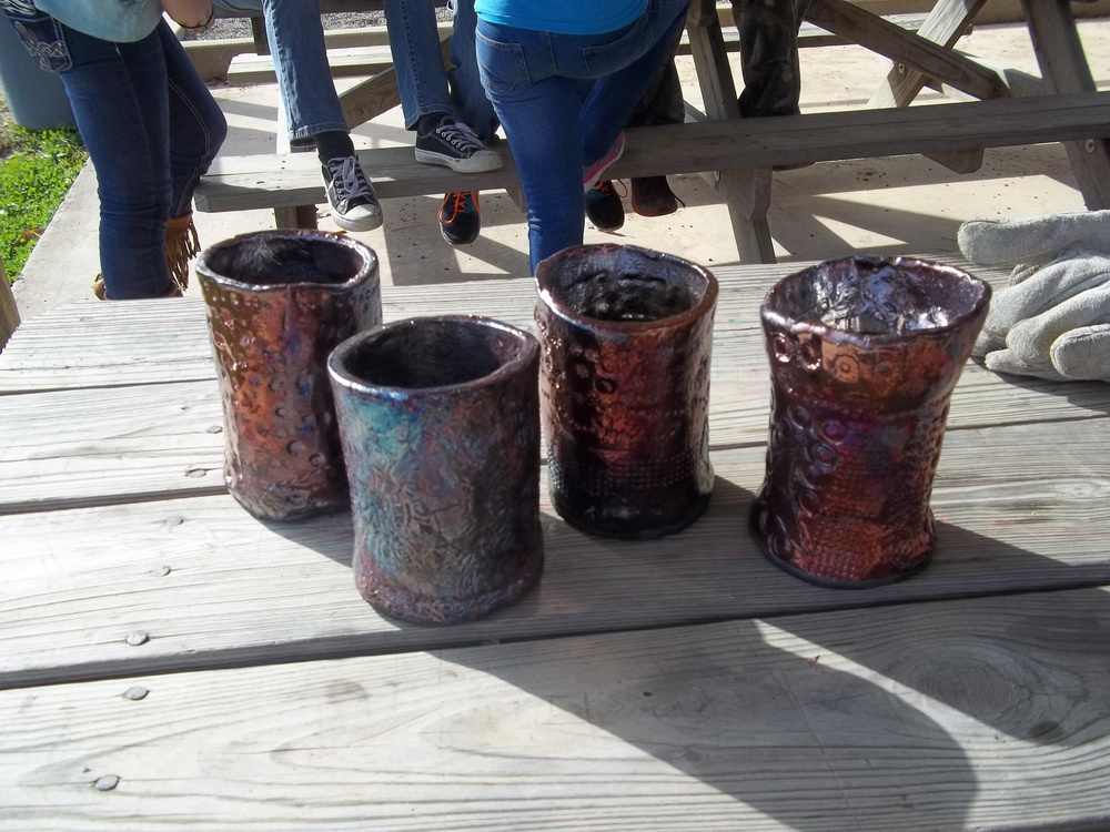 Raku Workshop Photos